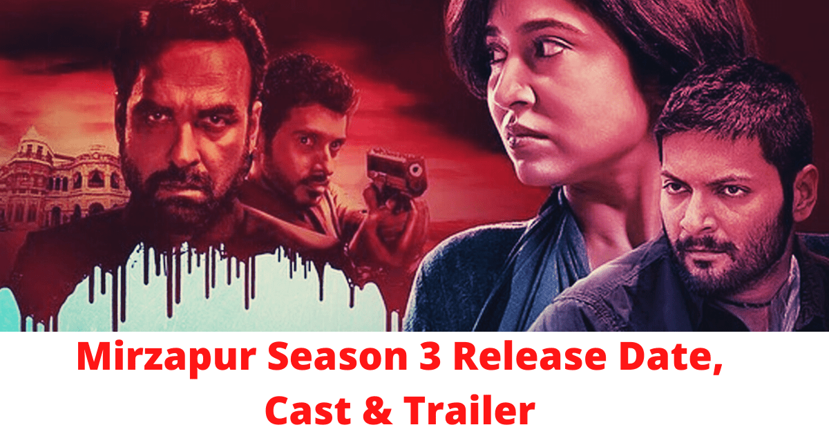 this image about the Mirzapur Season 3 Release Date: All you need to know Mirzapur Amazon Prime series