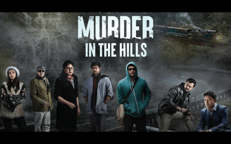 Murder In The Hills New Bengali web series